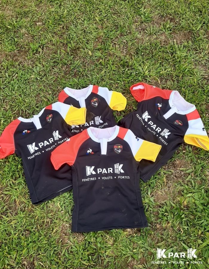 as cours rugby club 3 départements kpark maillots