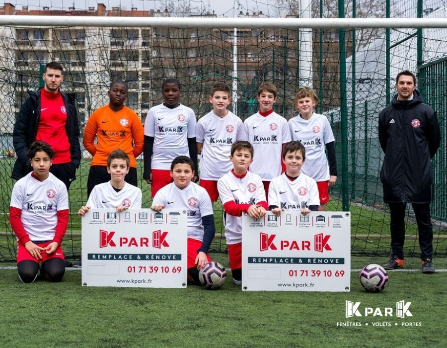 kpark equipe as montchat