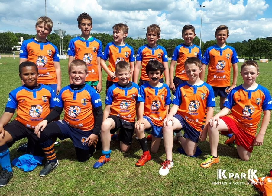 photo officielle rugby nemours kpark