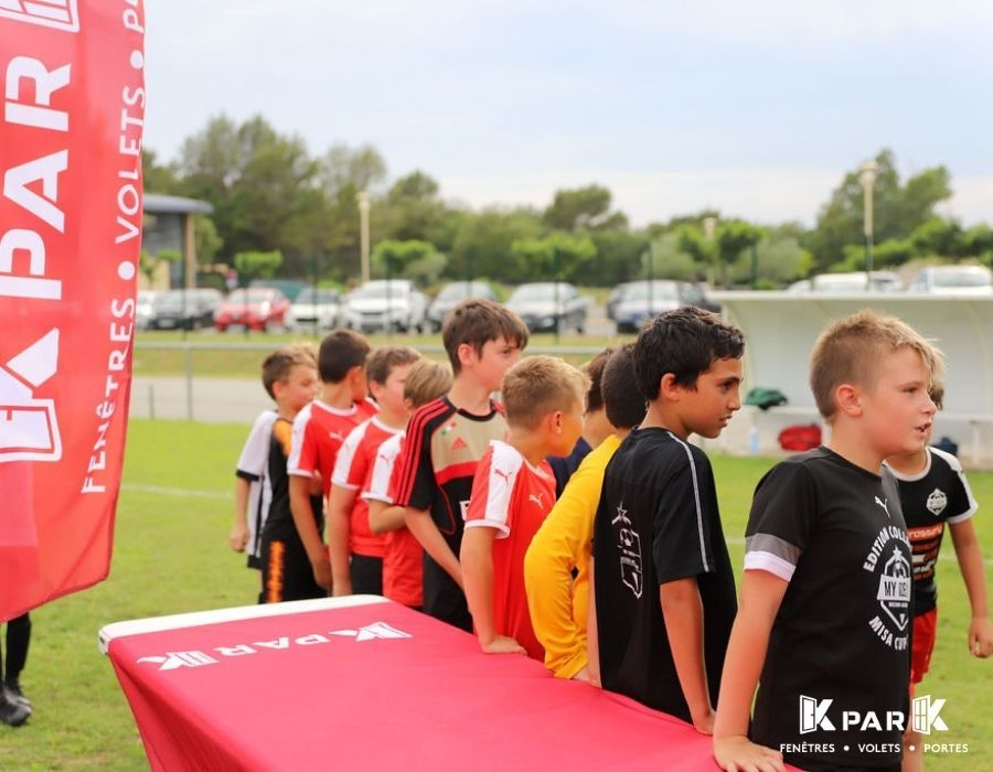 my ideal soccer academy kpark attente remise