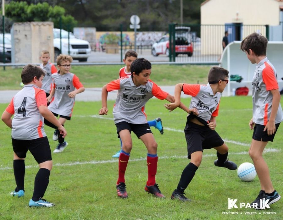 my ideal soccer academy kpark drible entrainement