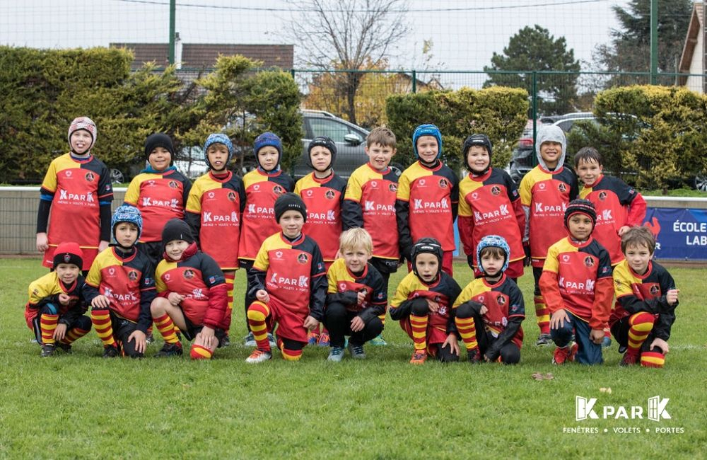houilles rugby kpark -10 ans