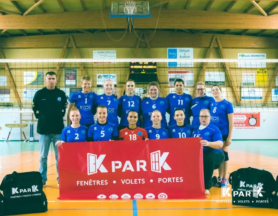 remise mouvallois volley club kpark